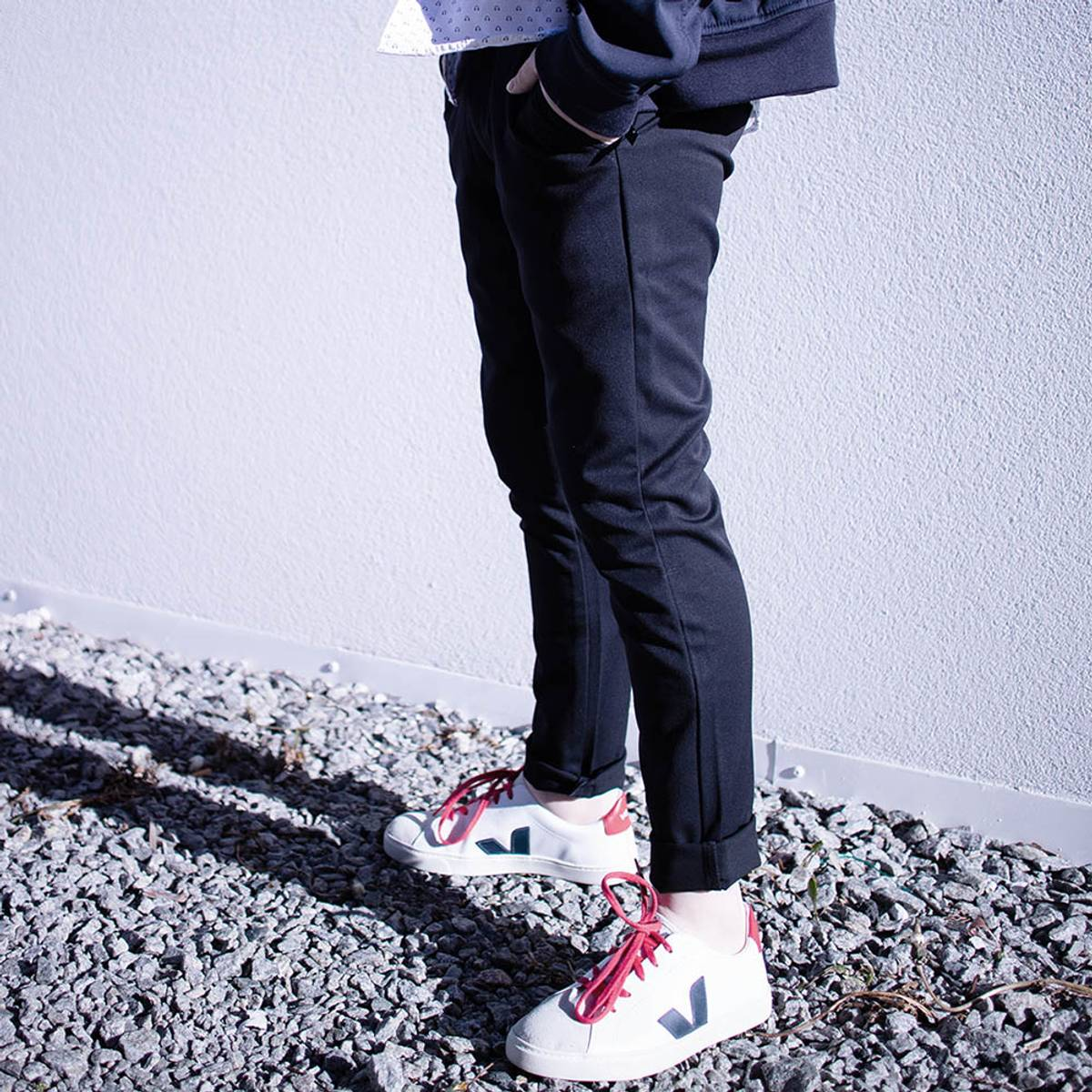 Grunt  - Dude Ankle Pant Navy