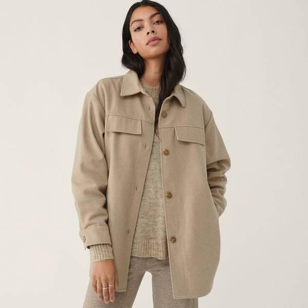 Bilde av Moss Copenhagen - Skjorte Maude Jacket