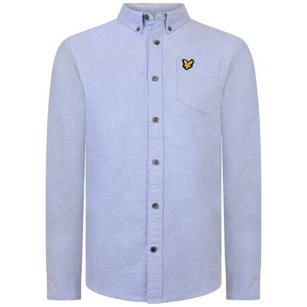 Bilde av Lyle & Scott - Oxford Sky Blue