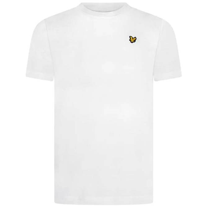 Bilde av Lyle & Scott - Classisc T-shirt Bright White