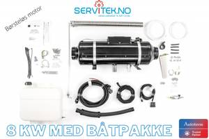 Bilde av Autoterm Air 8 KW 12 Volt med båtpakke