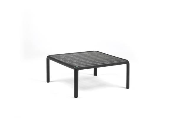 Bilde av Nardi Komodo salongbord 70x70 cm - antrasittgrå