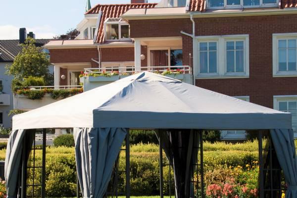 Bilde av Luna tak til 3x3 m paviljong - grå