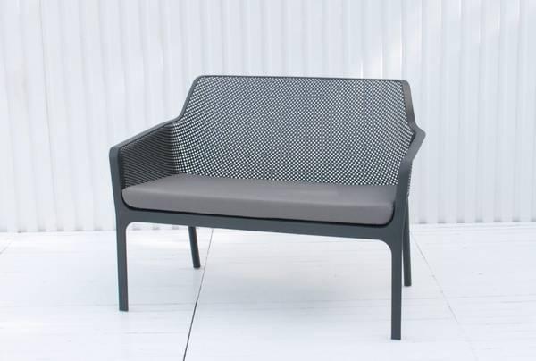 Bilde av Nardi Net sofapute - design Stengrå
