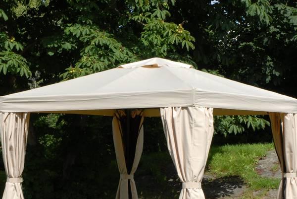 Bilde av Support tak til 3x3 m paviljong - beige