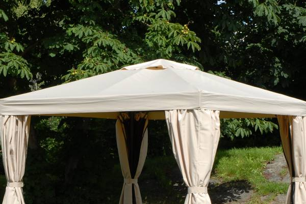 Bilde av Support tak til 3x4 m paviljong - beige