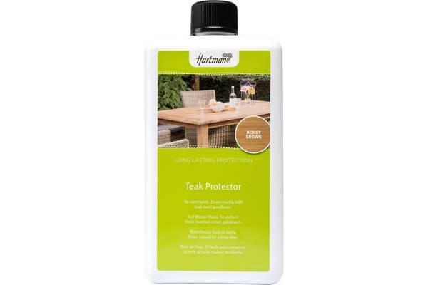 Bilde av Hartman honningpigmentert Teakimpregnering - 1 liter .