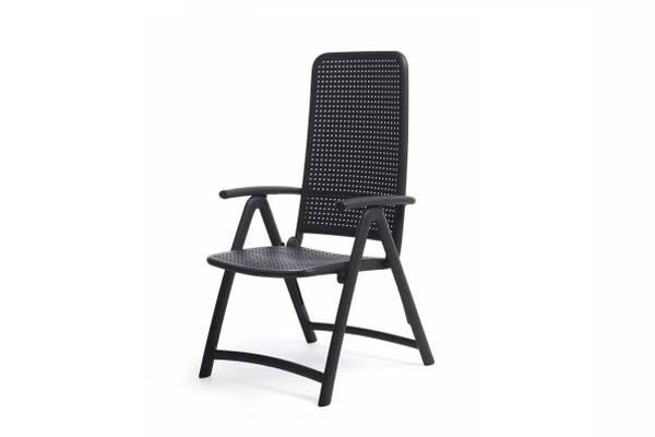 Bilde av Nardi Darsena posisjonsstol - antrasittgrå