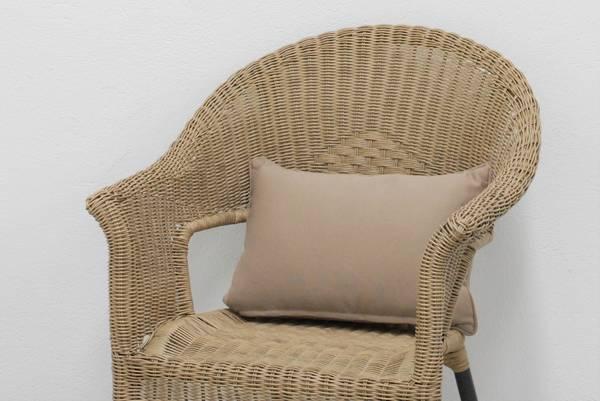 Bilde av Comfort pyntepute 30x45 cm - design Muskatbeige