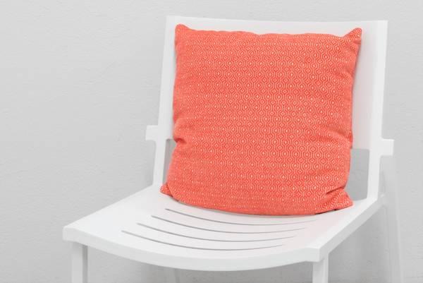 Bilde av Pyntepute 50x50 cm - design Korall