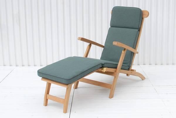 Bilde av Mono dekkstolpute - design Patinagrønn