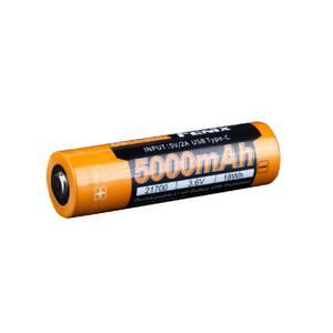 Bilde av Fenix batteri 21700 3,6V 5000mAh USB