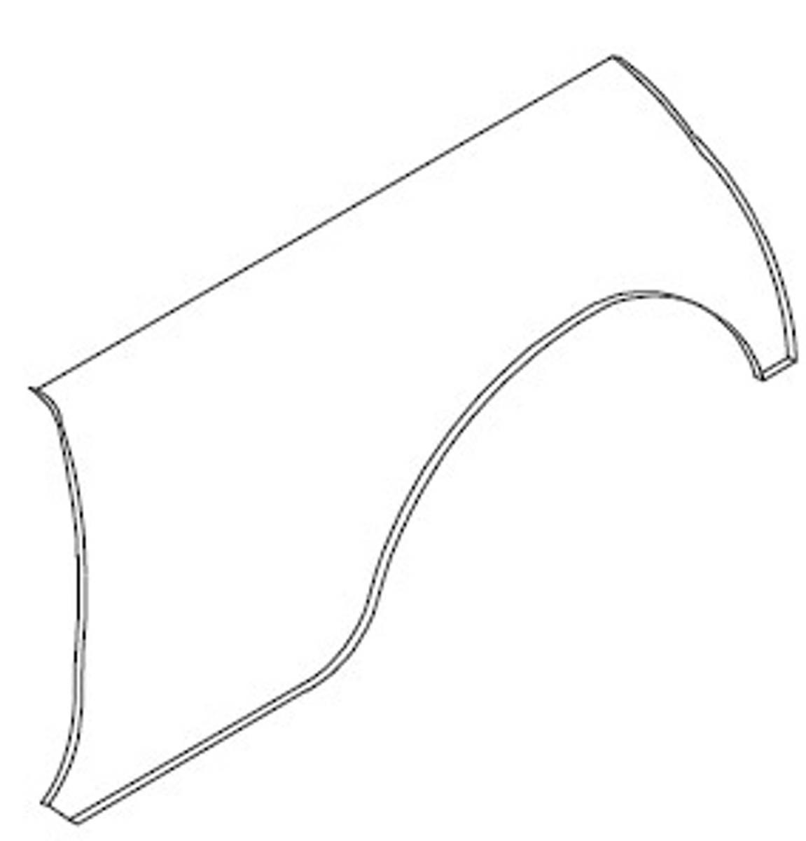 Bakskjerm venstre 59-69