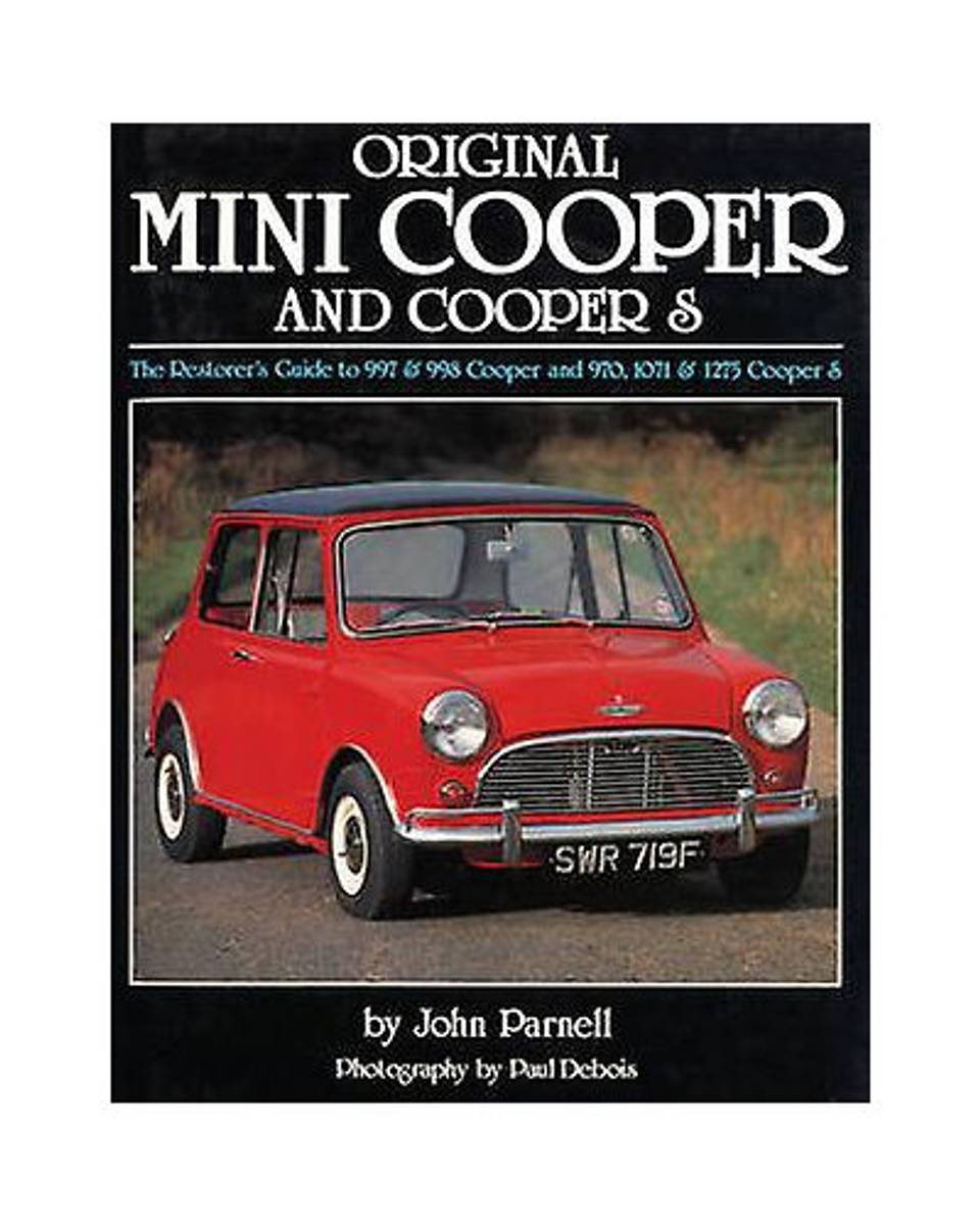 Original Mini Cooper and Cooper S by J. Parnell