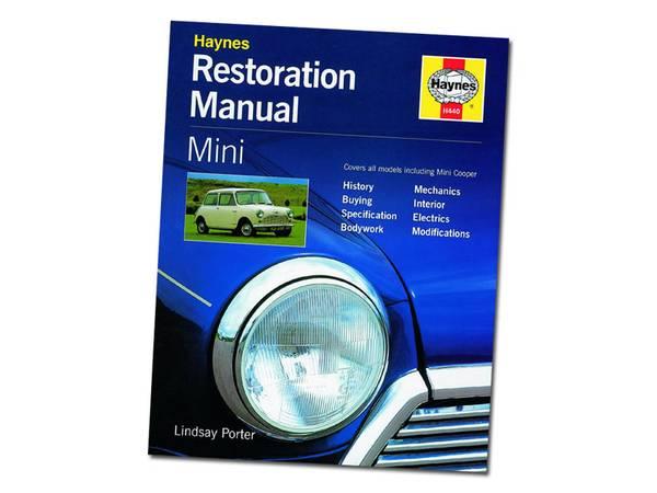 Bilde av Haynes Restoration Manual