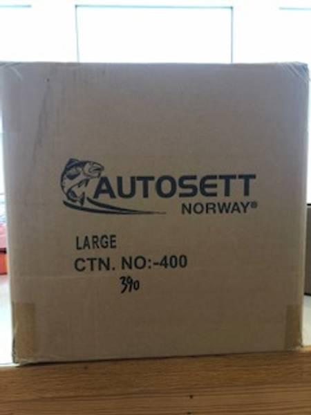 5 pk Autosett Large/for sveiv