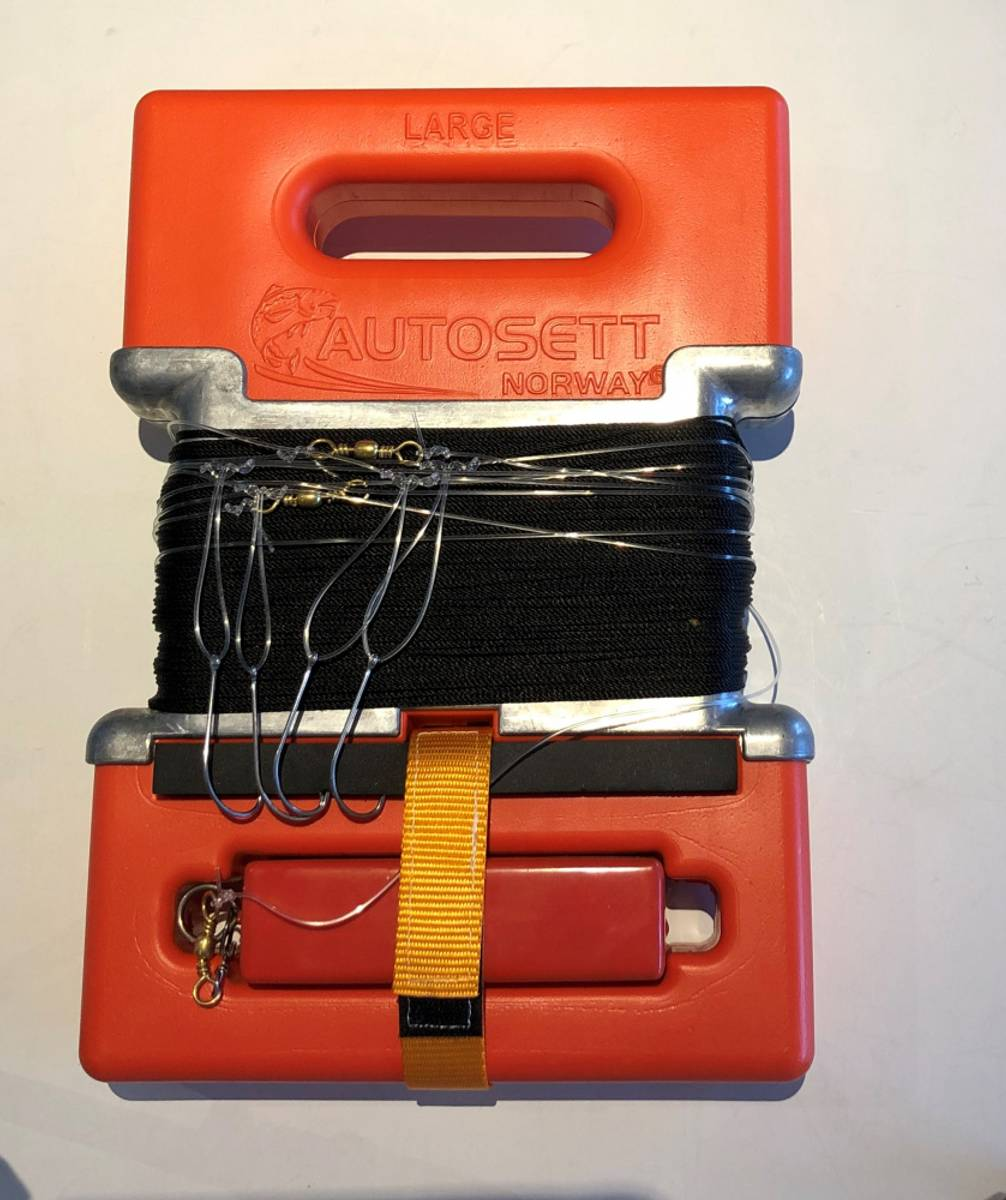 5 pk Autosett Ekstrem / for sveiv