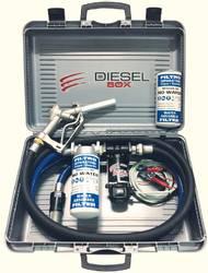 Diesel bærbar box 12V