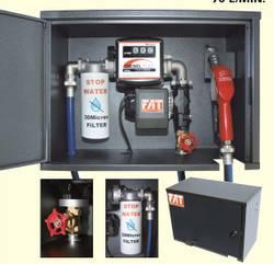 Dieselpumpe 70L /Metal box