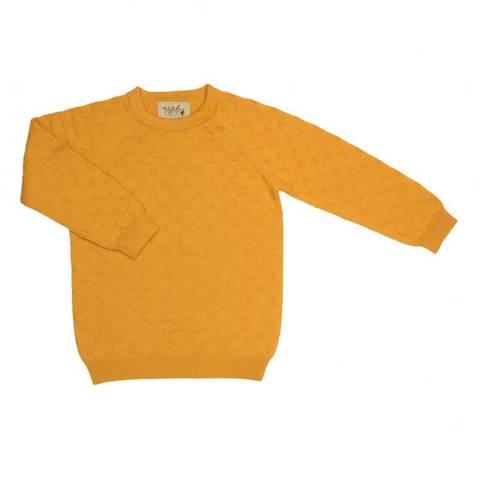 Bilde av MeMini Baby Jump Genser, Apricot Yellow