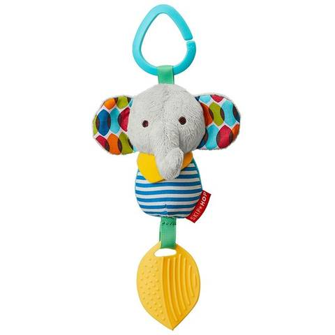 Bilde av Skip Hop Bandana Buddies Barnevognleke, Elefant