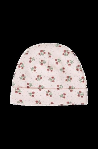 Bilde av Fixoni Hush Hat Med Blomster, Soft Rose