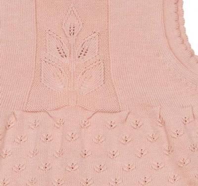 Bilde av MeMini Lana Baby Kjole, Peachy Pink