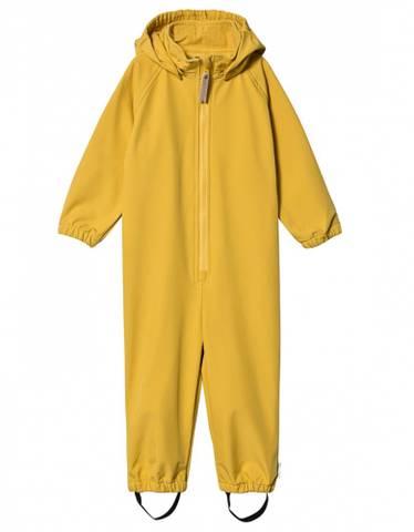 Bilde av Mini A Ture Arno Dress, Bamboo Yellow