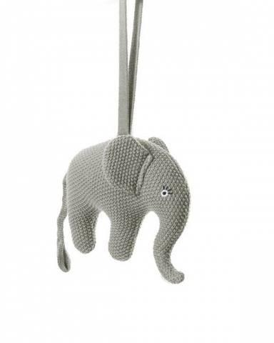 Bilde av Smallstuff Music Mobile, Elefant strikket