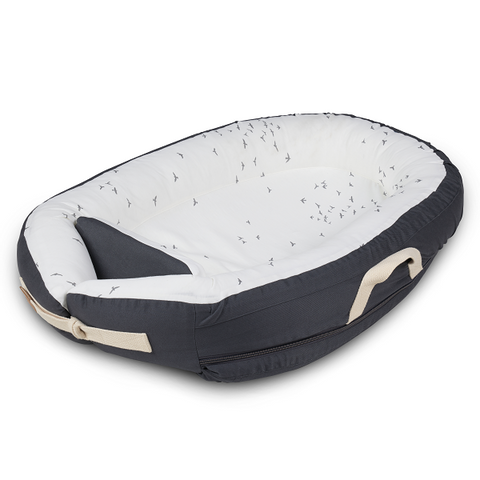 Bilde av Voksi Baby Nest Premium, Dark Grey Flying