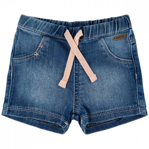 Bilde av Minymo Shorts Sweat Denim, Peach Whip