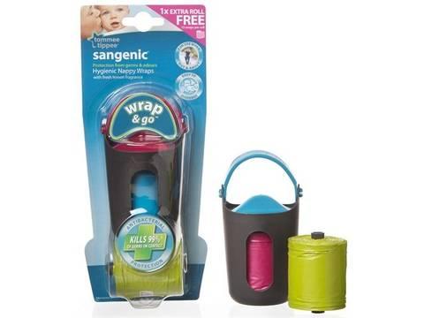 Bilde av Sangenic Wrap&Go Dispenser