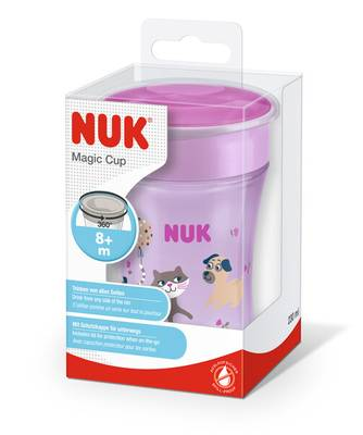 Bilde av NUK Evolution Magic Cup, Rosa