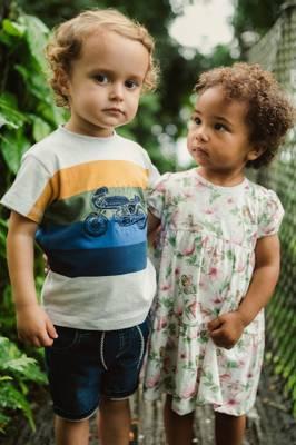 Bilde av Hust&Claire Arthur T-Shirt, White