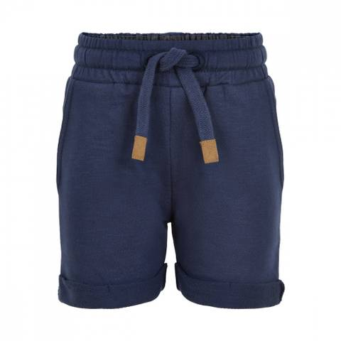 Bilde av Minymo Shorts Slub Sweat, Dress Blues
