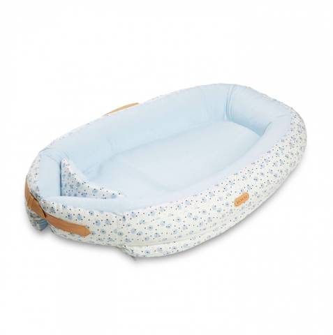 Bilde av Voksi Baby Nest Premium, Blue Moon