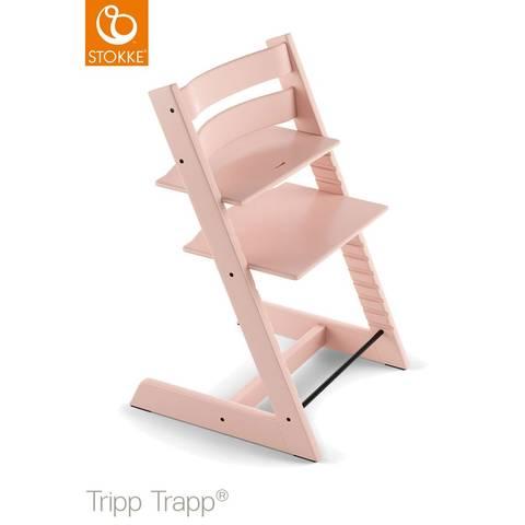 Bilde av Stokke Tripp Trapp Stol, Serene Pink