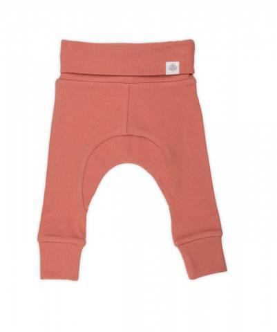 Bilde av Gullkorn Design Baby Bukse, Teracotta