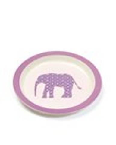 Bilde av Smallstuff Tallerken Elefant