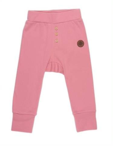 Bilde av Gullkorn Design Villvette Baby Bukse, Rosa