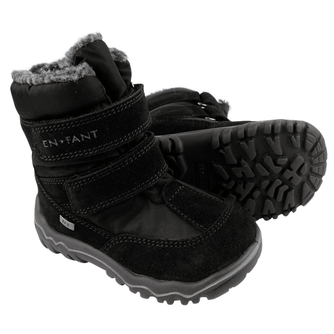 Bilde av En Fant Alpha Boots Velcro, Black