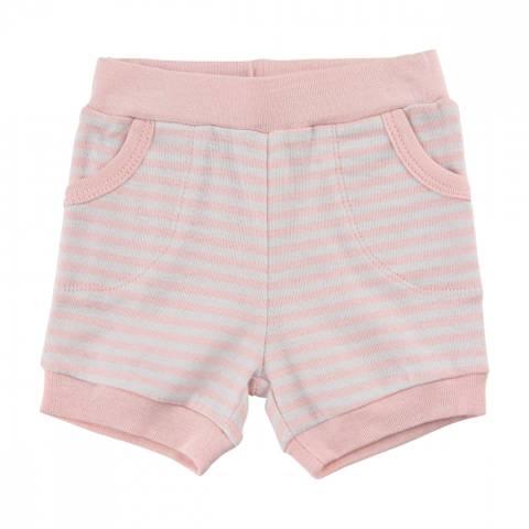 Bilde av Pippi Stripete Shorts, Peachskin