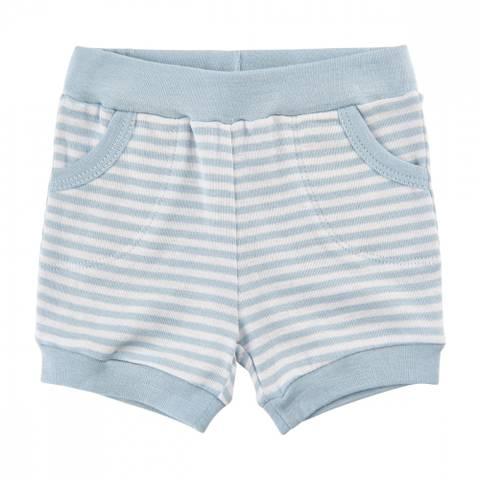 Bilde av Pippi Stripete Shorts, Celestial Blue