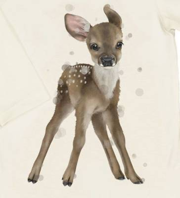 Bilde av MeMini Fauna CS Heldress, Egret White