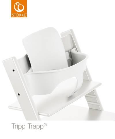 Bilde av Stokke Tripp Trapp Baby Set, White