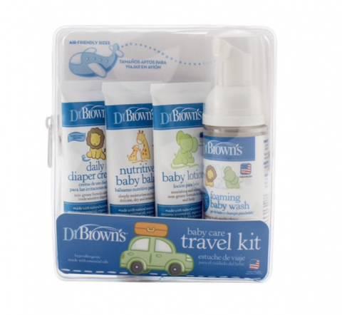 Bilde av Dr.Brown Skin Care Travel Kit