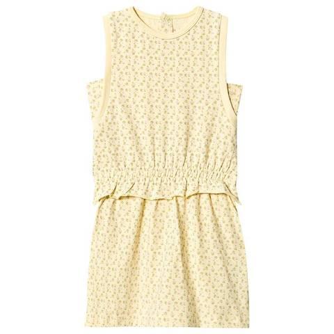 Bilde av Mini A Ture Yoma Dress, Yellow Anise Flower