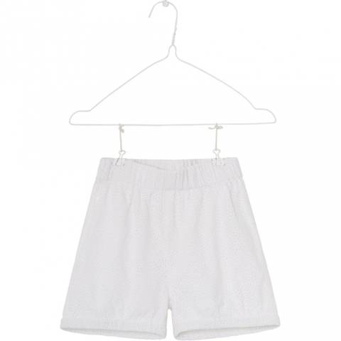 Bilde av Mini A Ture Snefrid Shorts, White