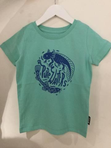 Bilde av Reima Ajatus T-Skjorte, Reef Green
