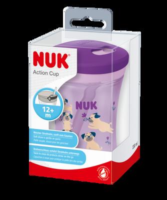 Bilde av NUK Evolution Action Cup , Rose